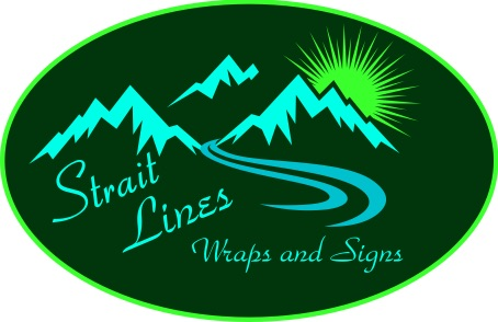 Strait Lines Wraps and Signs